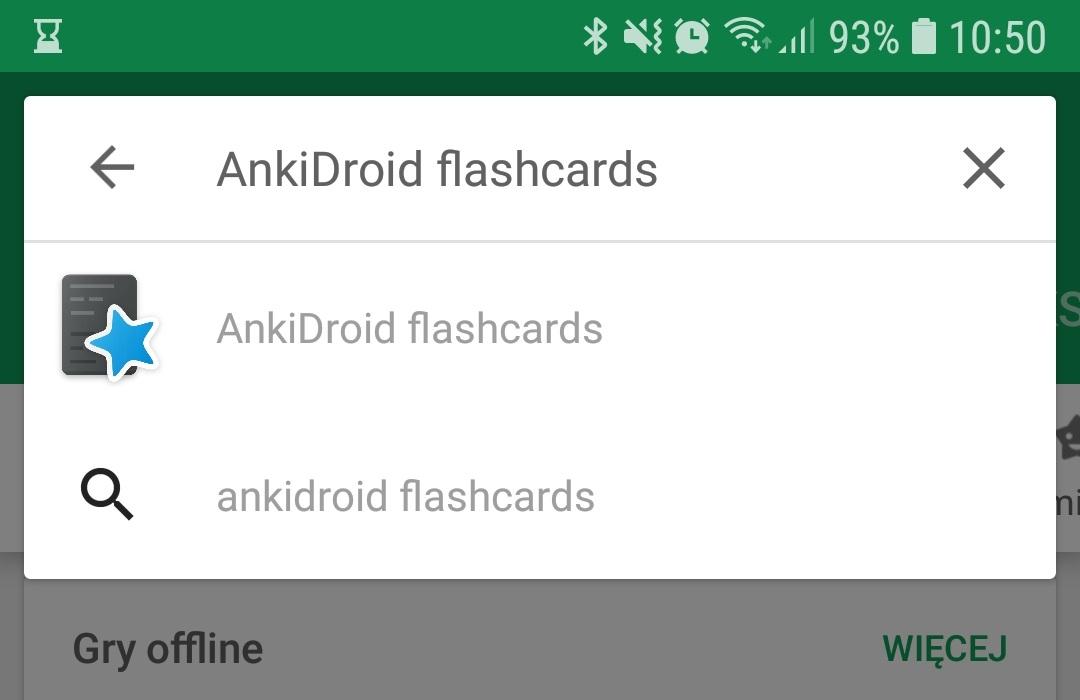 Jak zainstalować i korzystać z Anki (Android)